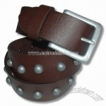 Beaded/Fashionable/Leather Belt