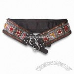 Beaded National Belt