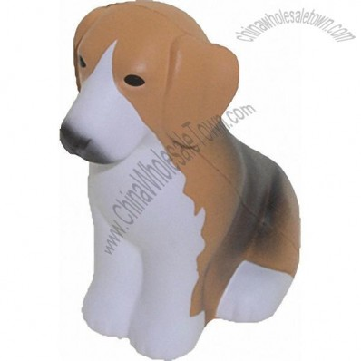 Beagle Dog Stress Ball