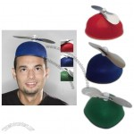 Beanie Copter Helicopter Propeller Hat Cap Costume Prop