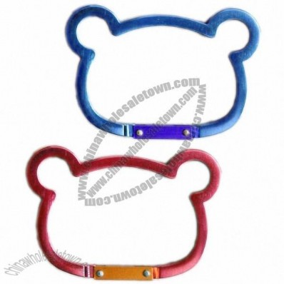 Bear Head Shaped Carabiner