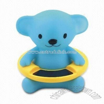 Bear LED Floating Bath Thermometer