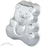 Bear Shaped Aluminum Cake Mould