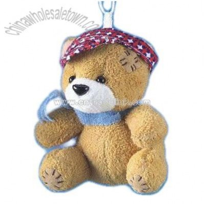 Bear Wool Air Freshener