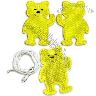 Bear-shaped Reflector