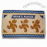 Bears Hotel Floor Towel