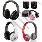 Beat By Dre Studio Headphones
