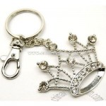 Beautiful Crown Keychain or Purse Charm