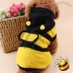 Bee Design Dog Clothes