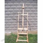 Beech Wood Studio Easel