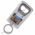 Beer Bottle Opener Keyring