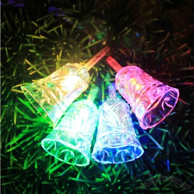 Bell LED Colorful String Lights