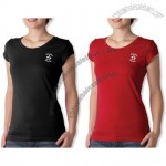 Bella Ladies' Marcelle Sheer Jersey T-Shirt - Colors
