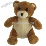 Benny the Bear Antimicrobial Plush Stuffed Toy