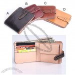 Best Genuine Cow Leather Billfold Wallet