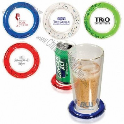 Beverage Chiller Pad Custom Coaster