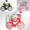 Bicycle Bike Shape Picture Photo Frame