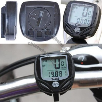 Bicycle Computer with 14 Functions
