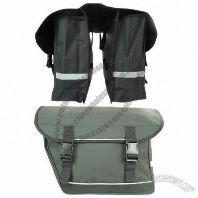 Bicycle Double Pannier Bag 41 x 13 x 34cm