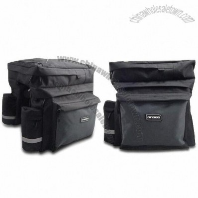 Bicycle Pannier Bag 36 x 38 x 10cm