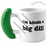 Big Dill Pickle Coffee Mug