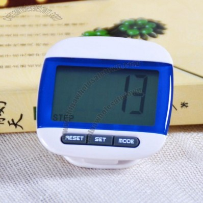 Big LCD Screen Multifunction Electronic Pedometer