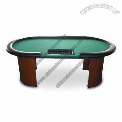 Big Poker Table 82 x 4 x 30-inch