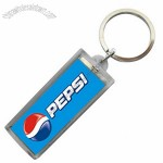 Big Size Solar Keychain with user-defined Image