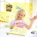 Big Sticky Note Pad - The Giant Notepad