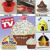 Big Top Cupcake Bake Set - As Seen On TV