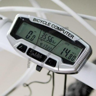 Bike Glow Odometer - Bicycle Computer