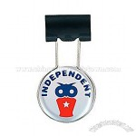 Billboard Binder Clip-Round
