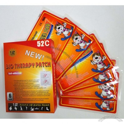 Bio Therapy Patch - Body Warmer Heat Patch