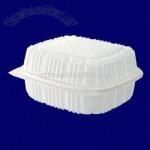 Biodegradable Cornstarch Food Container
