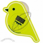 Bird Shaped Bathroom Shower Digital Timer