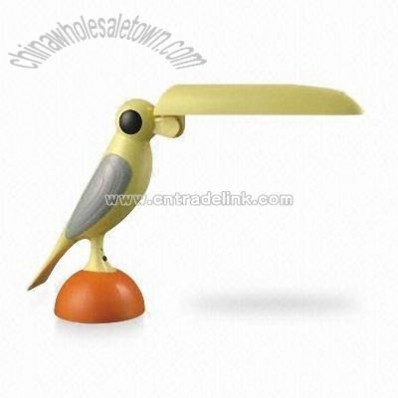 Bird Table Lamp