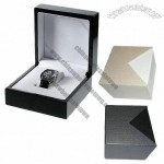 Black Cardboard Watch Gift Box