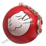 Black Cat: Cat Bomb Key Chain