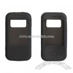 Black Cool Preminum Skin Protector Case for Nokia N85