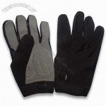 Black Cycle Gloves