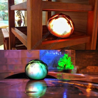 Black Diamond Bluetooth Speaker / Mood Light