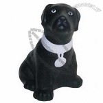 Black Dog Stress Ball