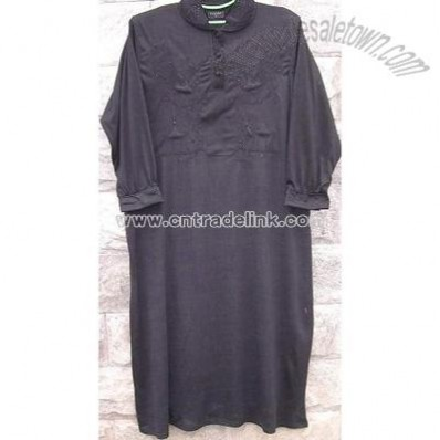 Black Ladies Gown