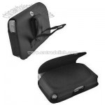 Black Leather Case Pouch FOR Nokia N86 8MP Cell Phone