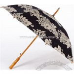 Black Sand Beach umbrella