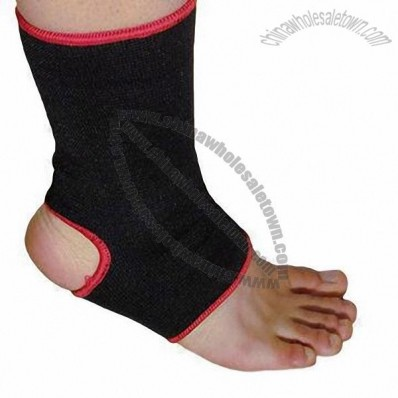 Black Sports Ankle Support, Used for Sports Protection
