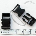 Black Strong side simple release Buckle For 1