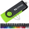 Black Swing USB Flash Drive