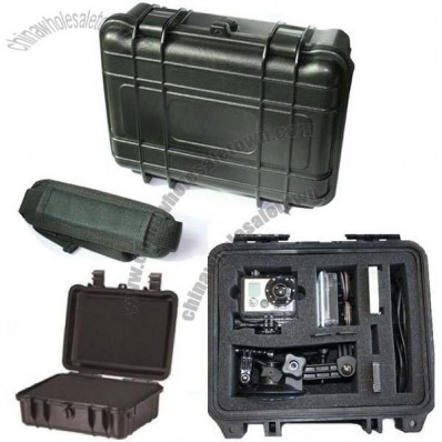 Black Waterproof Hard Box