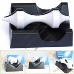 Black and White Maglev Magnetic Toys
